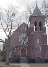 Image of St. Paul's Church in Delaware City, DE